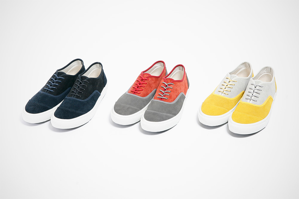 Generic Surplus for N. Hoolywood Sneakers Spring Summer 2013 2