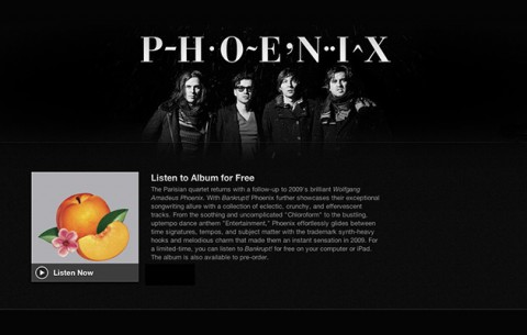 Stream the Complete New Phoenix BANKRUPT! Album on iTunes 2