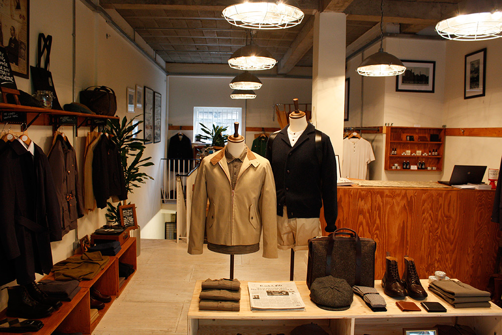 Private White V.C. Shop, Lambs Conduit Street, London - A Look Inside 2
