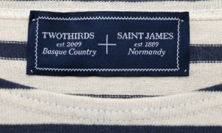 TWOTHIRDS for Saint James Knitwear – Spring Summer 2013 Breton