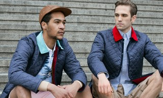 Lavenham Quilted Jackets for Le Berlinois