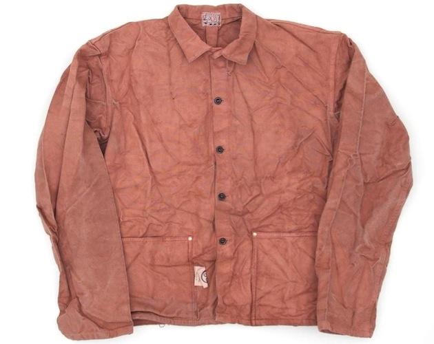 Chiếc Áo Khoác Denim Cotton của Tender Fireman