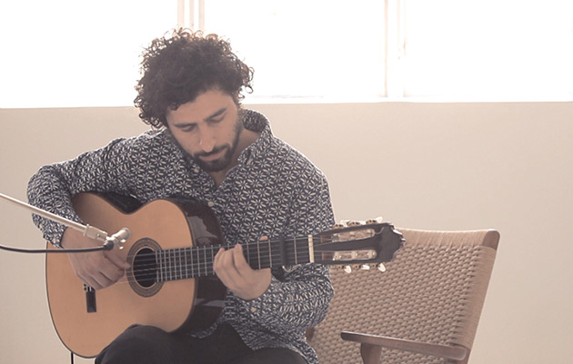José González in Velour Spring Summer 2013 1