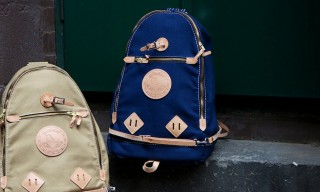Yuketen Spring Summer 2013 Triangle Backpacks
