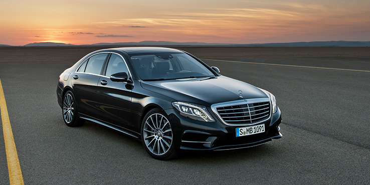 "Is the new 2014 Mercedes S-Class ""the Best Automobile in the World?"" 1"