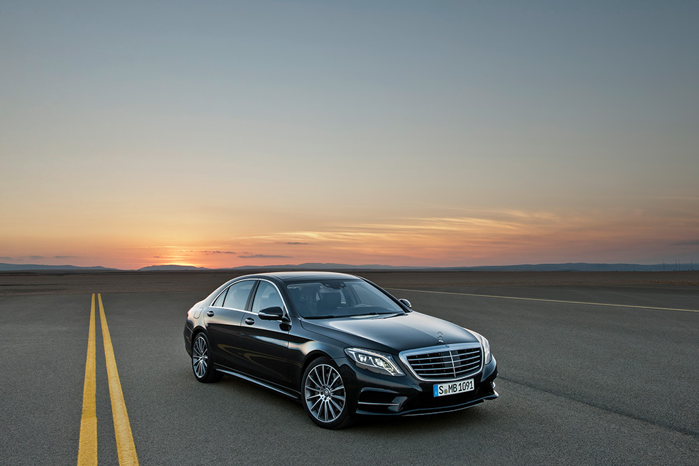 Is the new 2014 Mercedes S-Class