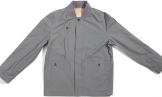 A Lightweight, Showerproof Petrel Jacket for Spring from 6876