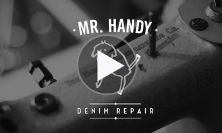 A Visit to Holland's Mr Handy – Denim Repair Man