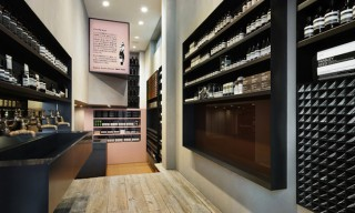 Aesop Shibuya Store Designed by Torafu Architects