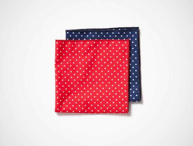 Liven Up Your Formal Look With These 5 Pocket Squares