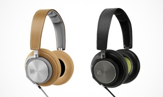 Two New Anodized Aluminium Headphones from B&O Play's Beoplay Collection
