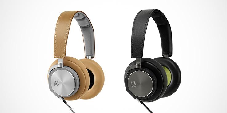 Bang & Olufsen - B&O Play - Beoplay H3 and H6 Headphones