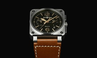 Bell & Ross BR-03 Golden Heritage Watch Collection