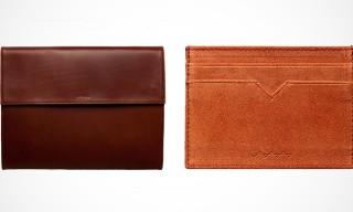Berg&Berg Spring Summer 2013 Leather Goods