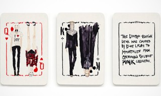 "Metropolitan Museum of Art ""PUNK: Chaos to Couture Playing Cards"""