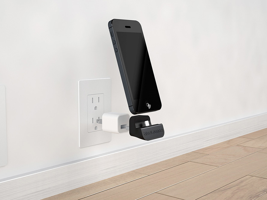 Bluelounge Minidock Charging Stand for iPhone 5 - 2