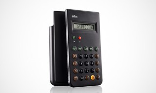 Braun Announced Reissue of BNE001 ET66 Calculator from 1987