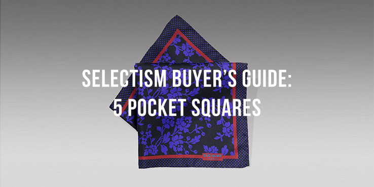 Liven Up Your Formal Look With 5 Pocket Squares