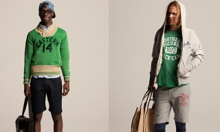Champion Japan Spring Summer 2013 Lookbook