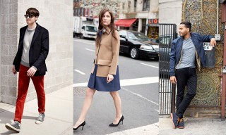 Club Monaco Previews their Fall 2013 Collection with Tumblr's Best