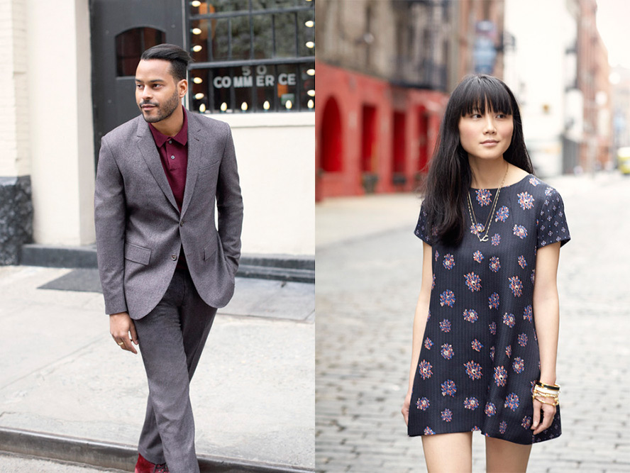 Club Monaco Previews their Fall 2013 Collection with Tumblr's Best 1