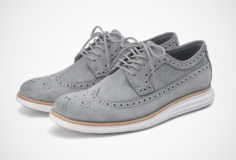 Cole Haan's Kudu Suede Lunargrand Collection 2
