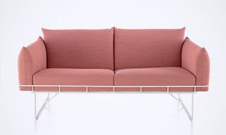 A New Herman Miller Wireframe Sofa by Sam Hecht & Kim Colin