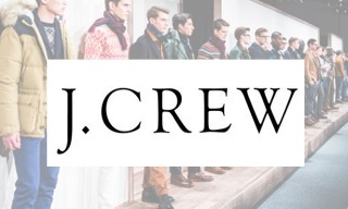 J.Crew open Pop-Up Shop in London's Kings Cross