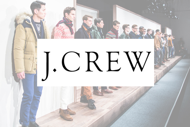 J.Crew open Pop Up Shop in Londons Kings Cross