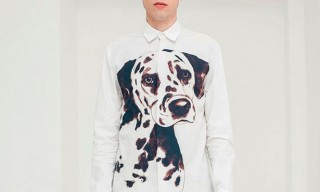 Joseph Turvey Fall Winter 2013 Dalmatian Collection