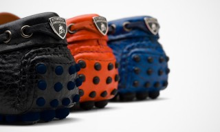 Lamborghini Celebrates 50 Years with 3 Special Car Shoe Mocassins