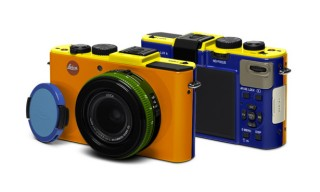 Colorware Customisation Service for the Leica D-LUX 6