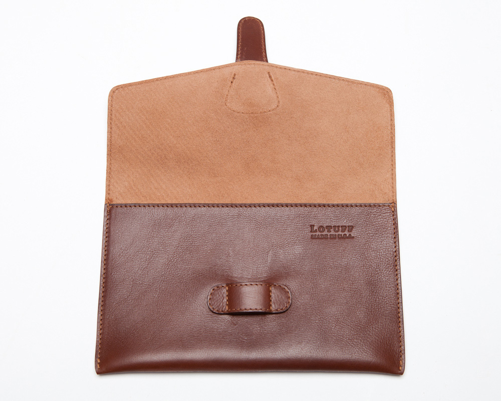 lotuff leather