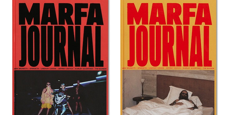marfa journal
