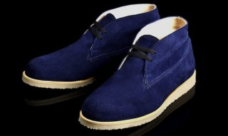 Mors Footwear – Spring Summer 2013 'Made in England' Collection