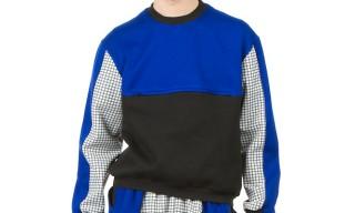 Nasir Mazhar Zip Pocket Sweatshirt for Spring Summer 2013