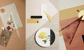 Food Reimagined as Bauhaus Classic Designs by Nicky & Max