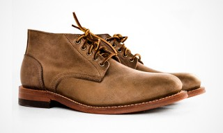 2 New Styles from Oak Street Bootmakers: the Trench Chukka & Oxford