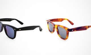 Oliver Spencer and Eye Respect Launches Sunglasses Collection