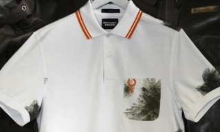 Christopher Raeburn for Fred Perry – Spring Summer 2013 Blank Canvas Collection