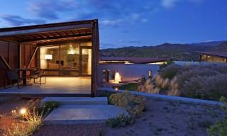Part Home, Part Gallery – The Desert House of Santa Fe