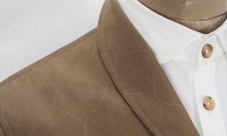 S.E.H Kelly Present The Onion-Stitch Cotton Drill Blazer