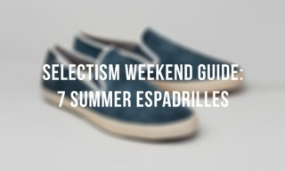 A Weekend Guide: 7 Espadrilles For A Better Summer