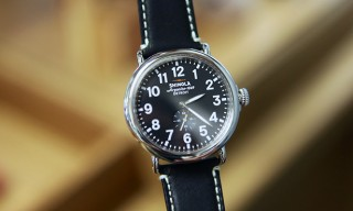 Shinola Watches are Made in Detroit, Michigan