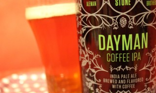 Taste this Aleman and Two Brothers for Stone Dayman Coffee IPA