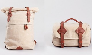 Tanner Goods for The Woodlands Luggage Collection