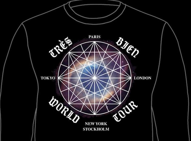 Très Bien World Tour   Virtual Pop up Store Arrives in London Tomorrow