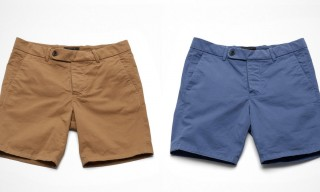 A Pair of Summer Shorts from Unis New York
