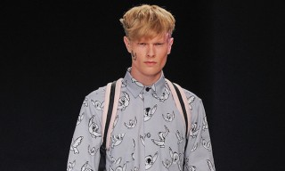 MAN Presents Bobby Abley, Craig Green and Alan Taylor Spring Summer 2014