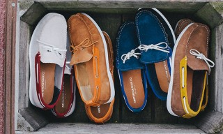 Amsterdam Shoe Co. Spring Summer 2013 Boat Mocassins